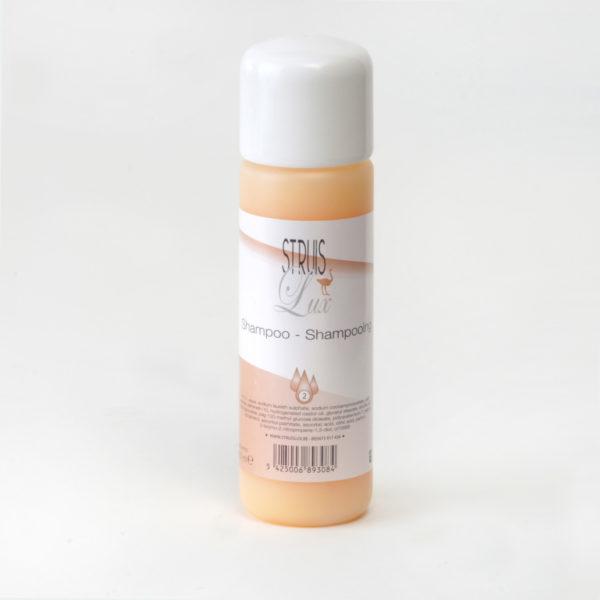 Pflege - Shampoo mit Straußenöl