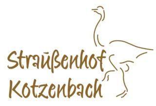Logo Straussenhof braun