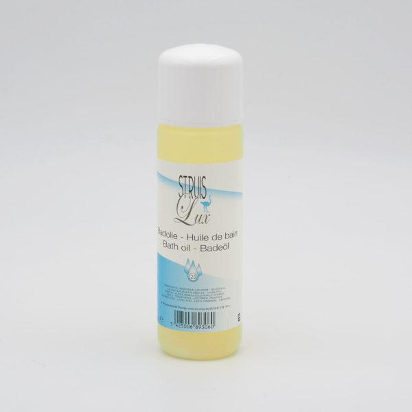 Badeöl mit 25% Straußenöl / Straußenfett
