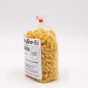 Spinelli, Straußenei Nudeln